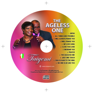 ageless CD